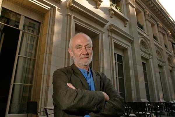 Peter Zumthor recibió la medalla dorada del Premio Pritzker 2009 en Buenos Aires