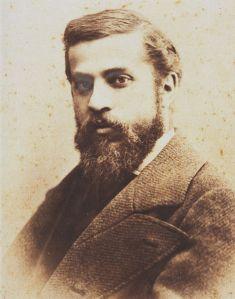 Antoni Gaudí i Cornet (Riudoms, 25-6-1852 – Barcelona, 10-6-1926)