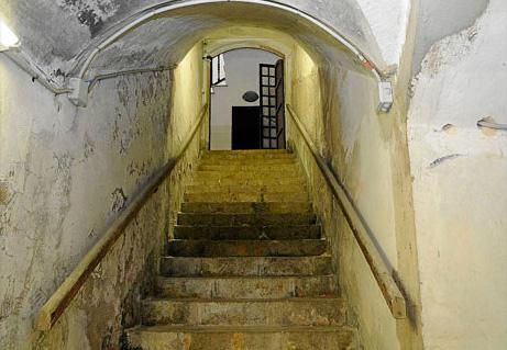 Entre San Miguel y Olmos está uno de los (túneles) mejor conservados - Foto Pep Vicens
