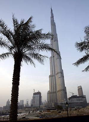 Burj Dubai, la torre más alta del mundo, un anticipo de las urbes del futuro | Kamran Jebreili