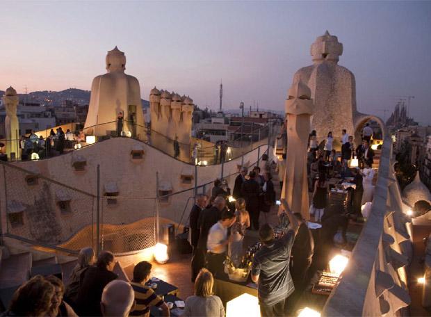 Jornada inaugural de las Noches de Cocina en La Pedrera