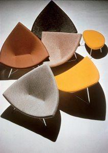 """""""Coconut Chair"""" de George Nelson"""