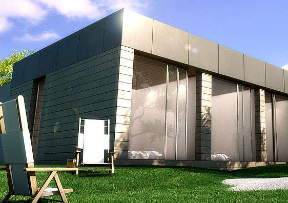 Producto de arquitectura modular, basado en los principios de la construcción industrializada