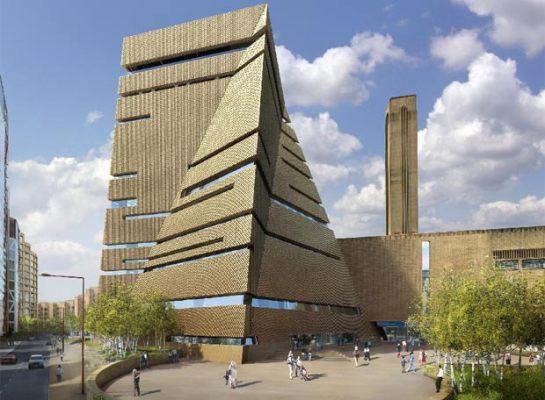 Herzog & de Meuron amplían la Tate Modern