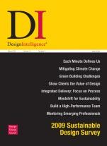 Sustainable Design Survey, 2009