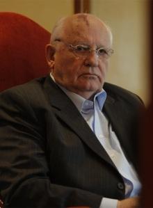 Mijaíl Gorbachov.- ÁLVARO GARCÍA