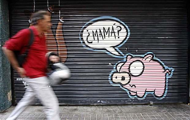 Los graffitis por encargo pueden ser, según sus autores, una alternativa para limitar las pintadas incívicas