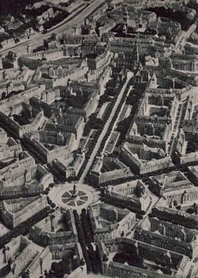 Plan urbanístico en Munksnäs-Haga (1915)