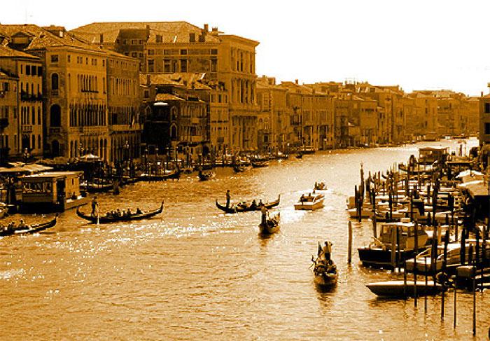 Venecia:  estampa clásica de una de las ciudades más bellas del mundo