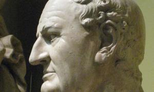 Busto del emperador Vespasiano /ABC