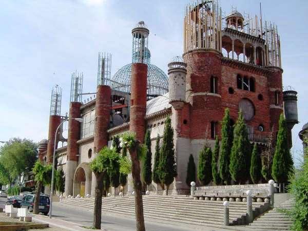 Catedral de Justo Gallego Martínez, en Mejorada del Campo (2005)