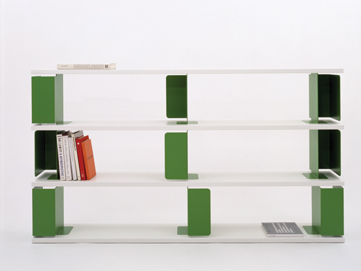 Shelving Design: Barber Osgerby  Production: Classican Photographed by Lee Furrell©