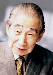 Kenzo Tange, Foto: Kenzo Tange