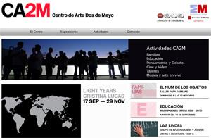Centro de Arte 2 de Mayo - Madrid