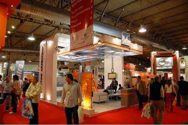 Una feria necesaria en un momento claveLa XVII Feria Internacional de Materiales y tecnologías de la Construcción