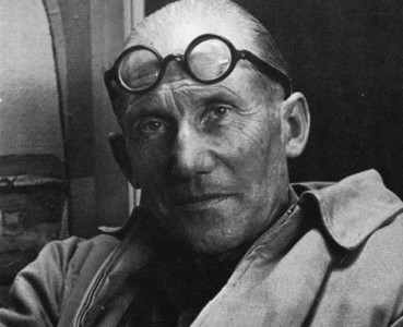 Charles Edouard Jeanneret-Gris (aka) Le Corbusier