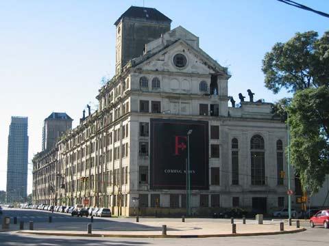 Puerto Madero: se inauguró Los Molinos Building