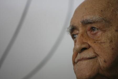 Oscar Niemeyer  Foto: ARCHIVO (La Nación, Argentina)