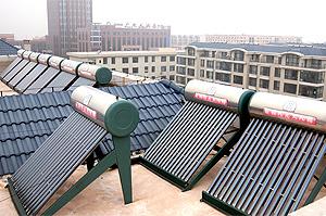 Paneles en los tejados de Rizhao | ELMUNDO.ES