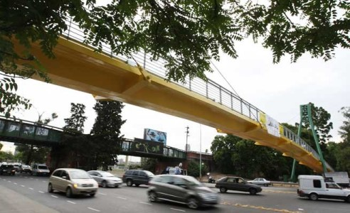 intersección de las avenidas Dorrego y Figueroa Alcorta
