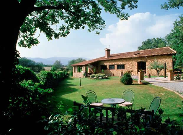 La Casona de Valfrío, hotel con encanto situado en Cuacos de Yuste, Cáceres