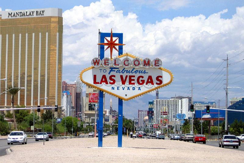 Welcome to fabulous Las Vegas, Nevada