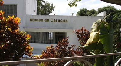 """Nueva Sede """"Ateneo de Caracas"""""""
