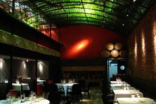 Restaurante Ginger y Fred, en Palermo Foto:Estudio Plant