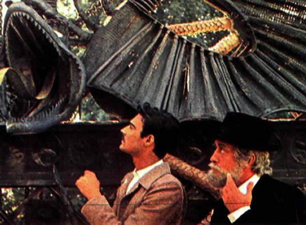 Fotograma de 'Antoni Gaudí, una visión inacabada'