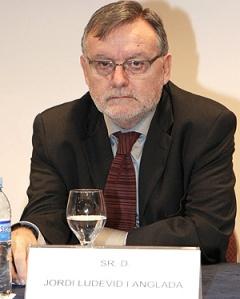 Jordi Ludevic, presidente del CSCAE | Efe