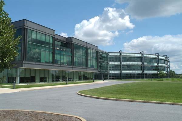Las oficinas de Armstrong en Pensilvania tienen la certificación LEED Platino Foto: Armstrong