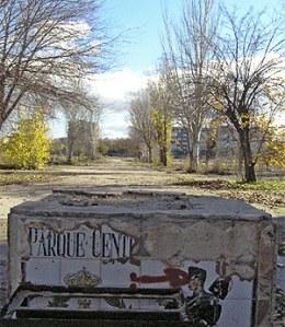 Terrenos del Parque de Ingenieros | P. Carrero