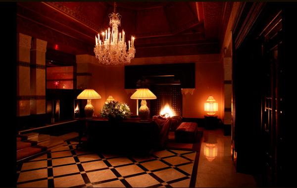 Hotel La Mamounia - Foto:  http://www.mamounia.com