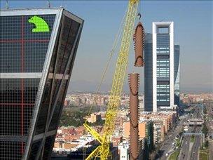 Obelisco de Calatrava (Agencia: Europa Press)