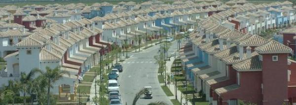 Complejo urbanístico en Torre Pacheco