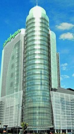 Así será el edificio que ocupará el solar del antiguo Windsor, tan solo dos centímetros más bajo   ABC