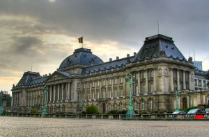 Palacio Real de Bruselas {{{kaartbijschrift}}}