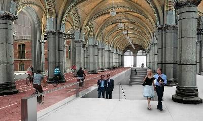 Rijksmuseum o Museo Nacional de Amsterdam -EFE / Publico.es