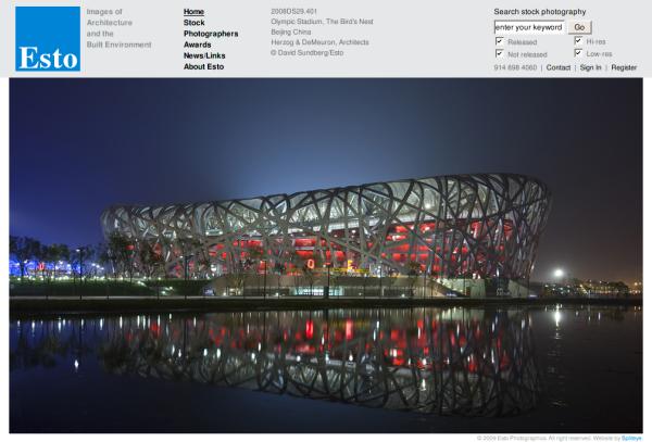 Esto Photographics - Images of Architecture and the Built Environment - www.esto.com