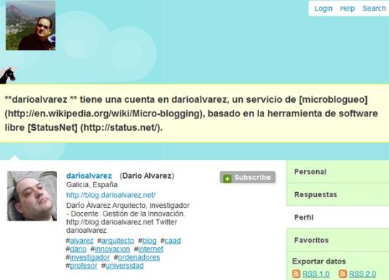 darioalvarez.status.net