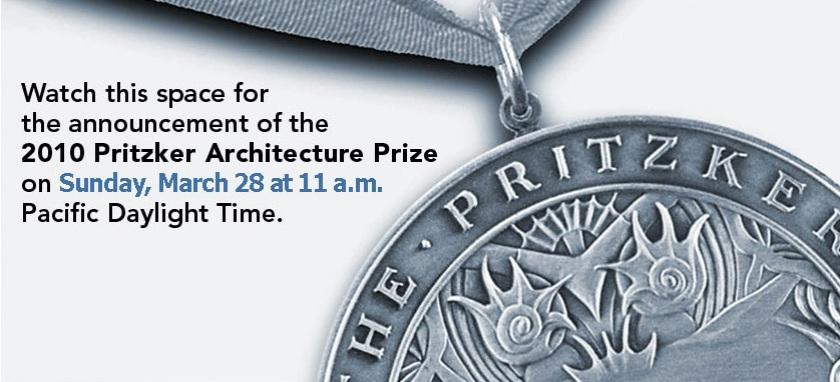 The Pritzker Architecture Prize 2010