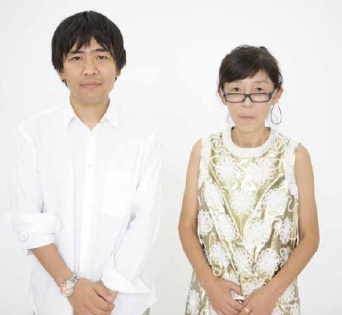 Ryue Nishizawa and Kazuyo Sejima - Photo by Takashi Okamoto, Courtesy of SANAA