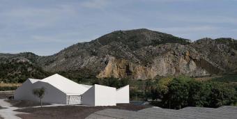 Sede del grupo Azahar en Castellón, diseñada por Carlos Ferrater y Nuria Ayala.-