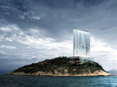 Solar City Tower, designed by Zurich-based RAFAA - Imagen: inhabitat.com