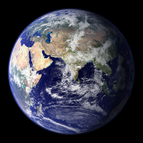 Blue Marble - Galería de NASA Goddard Photo and Video (Flickr)