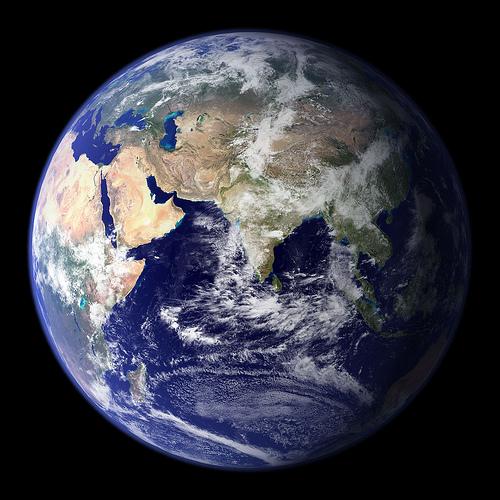 Blue Marble - Galería de NASA Goddard Photo and Video (Flickr)