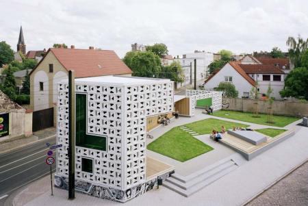 La biblioteca de Magdeburg, de KARO* with Architektur+Netzwerk.- Foto: ElPais.com