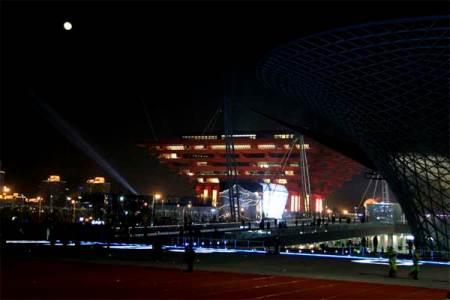 Una vista de la Expo de Shanghái tras su inauguración. (Imagen: Efe)