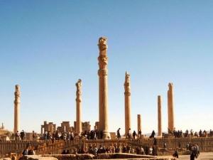 Persépolis, abril de 2005. Foto: Wikipedia