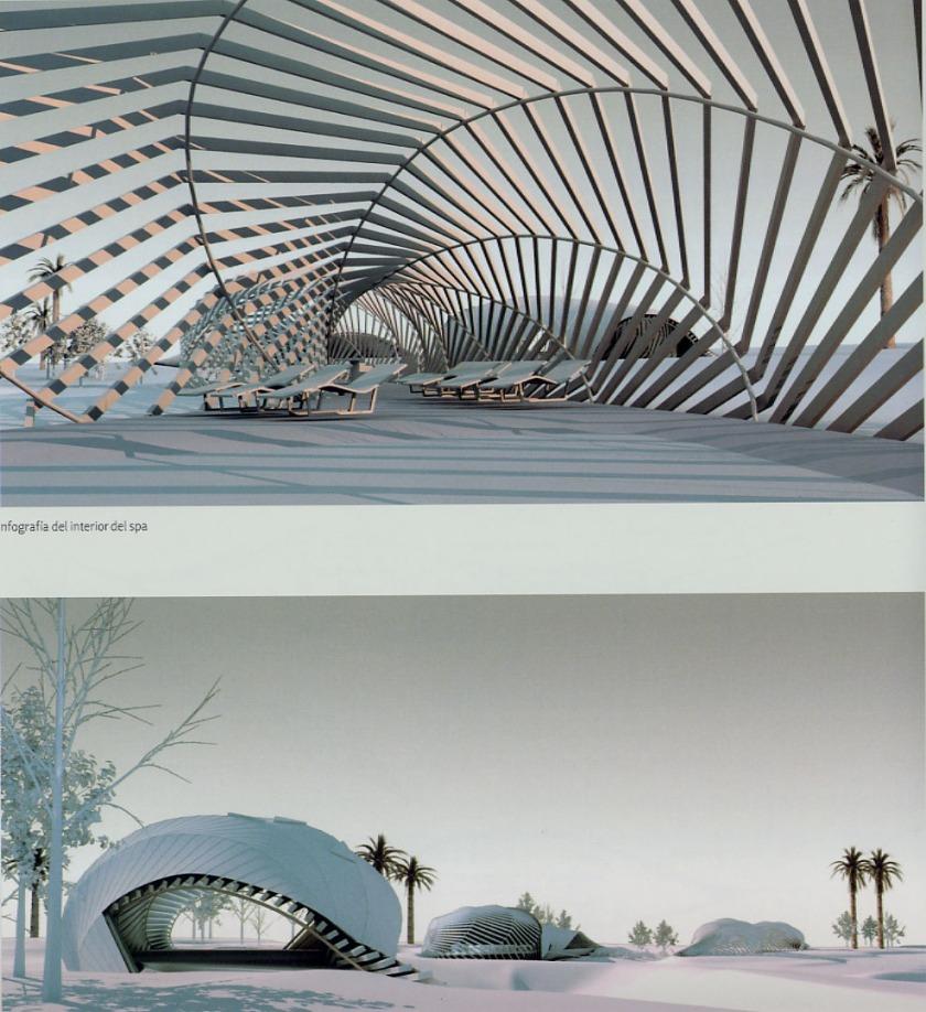 Torrevieja (Alicante): Parque de la relajación. Toyo Ito - Foto: Urbanity.es